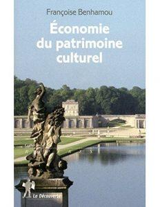 Economie du patrimoine culturel crop
