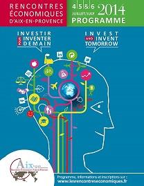 rencontres économiques d'aix en provence 2014
