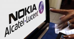 alcatel  lucent nokia