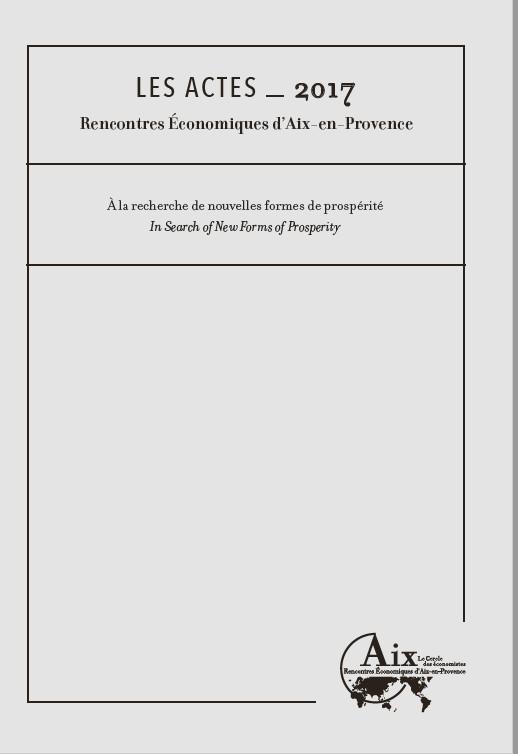 Rencontres d'aix cercle des economistes